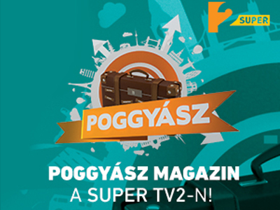 Poggyász - Super TV2